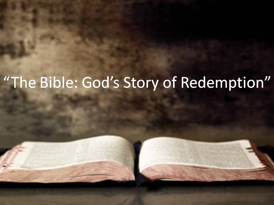 God's Story of Redemption